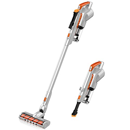 Cordless Vacuum Cleaner 16KPa Powerful Suction 200W Motor 2