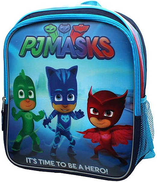 Disney Junior PJ Mask 3D Its Time To Be A Hero! 14 inch ...