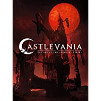 Castlevania The Art of the Animated Series