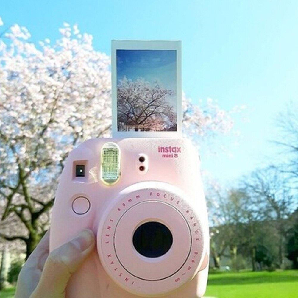 9 Universal Self-Portrait Mirror OPSLEA Autorretrato Mirror Variety Polaroid Camera para Mini7s Mini8