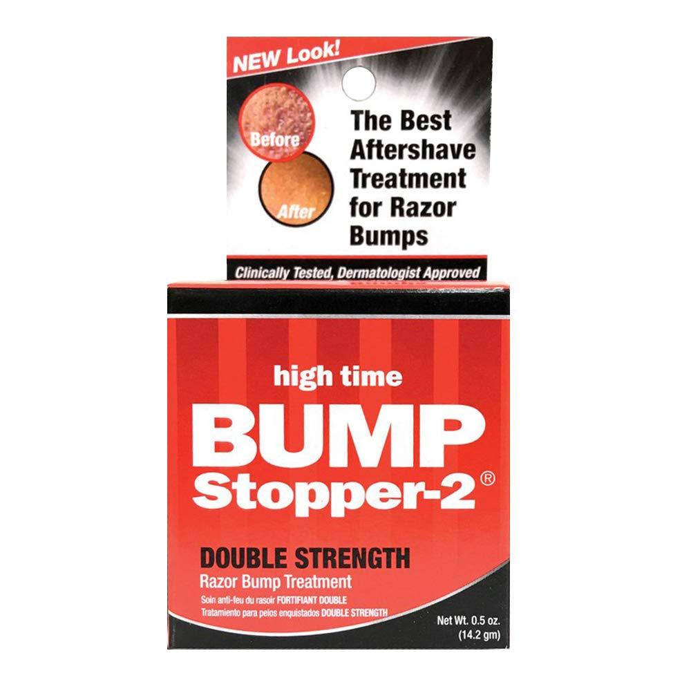 Amazon.com: High Time Bump Stopper-2 0.5 Ounce Double Strength Treatment  (14ml) (3 Pack): Beauty