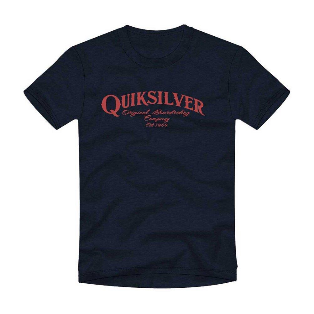 Quiksilver Men's Golden Session Tee, Navy Blazer Heather, L