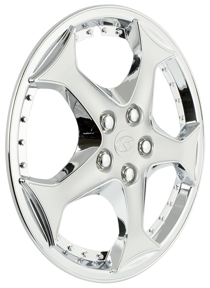 Set of 4 Custom Accessories 94202 Xt Profile 15 Wheel Cover