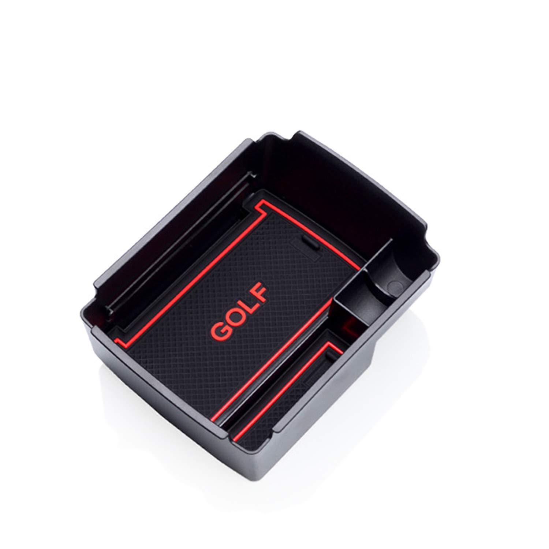 LFOTPP DA001 Handschuhfach Armlehne Aufbewahrungsbox Schwarz LiFan