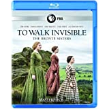 Masterpiece: To Walk Invisible: The Bronte Sisters Blu-ray