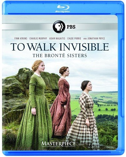 Blu-ray : To Walk Invisible: The Brontë Sisters (Blu-ray)