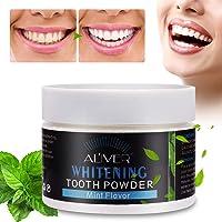Polvo blanqueador de dientes,Carbon Activado Dientes,Blanqueamiento de dientes,Carbón
