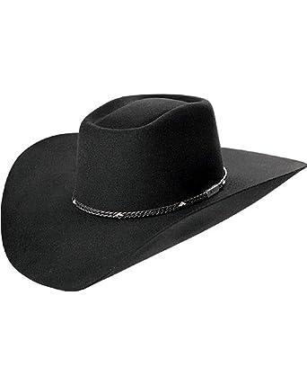 b2bf03498 Master Hatters Men s Mabank 3X Wool Felt Cowboy Hat - M37594769 at ...