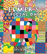Elmer the Patchwork Elephant: Bean Bag