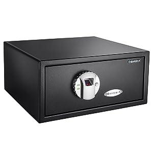 BARSKA AX11556 Top Opening Biometric Fingerprint Safe Review