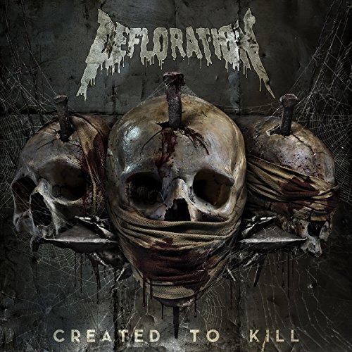 Defloration: Created To Kill (Digi CD) (Audio CD)