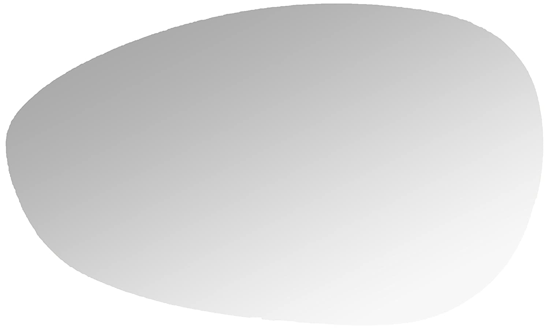 TarosTrade 57-0202-L-46139 Cristal De Retrovisor Calefactable Lado Izquierda