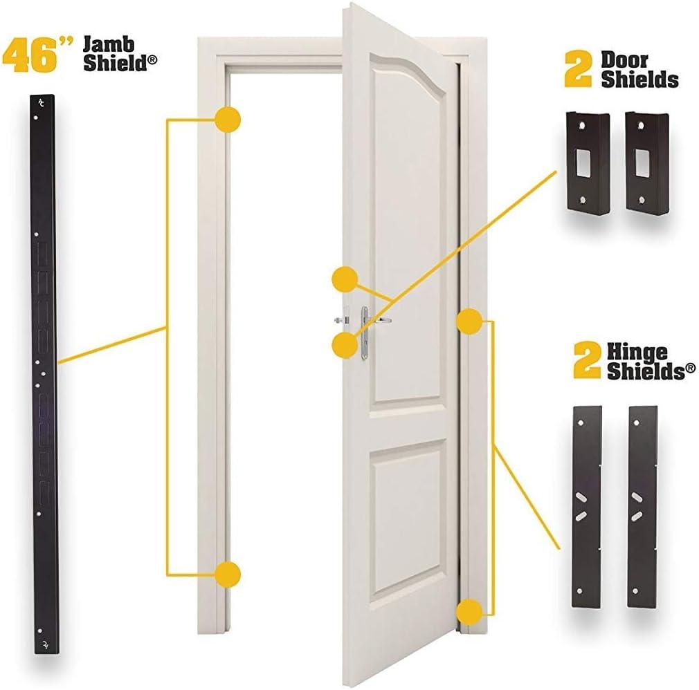 Puerta Armor Max – Juego completo de puerta refuerzo en años ...