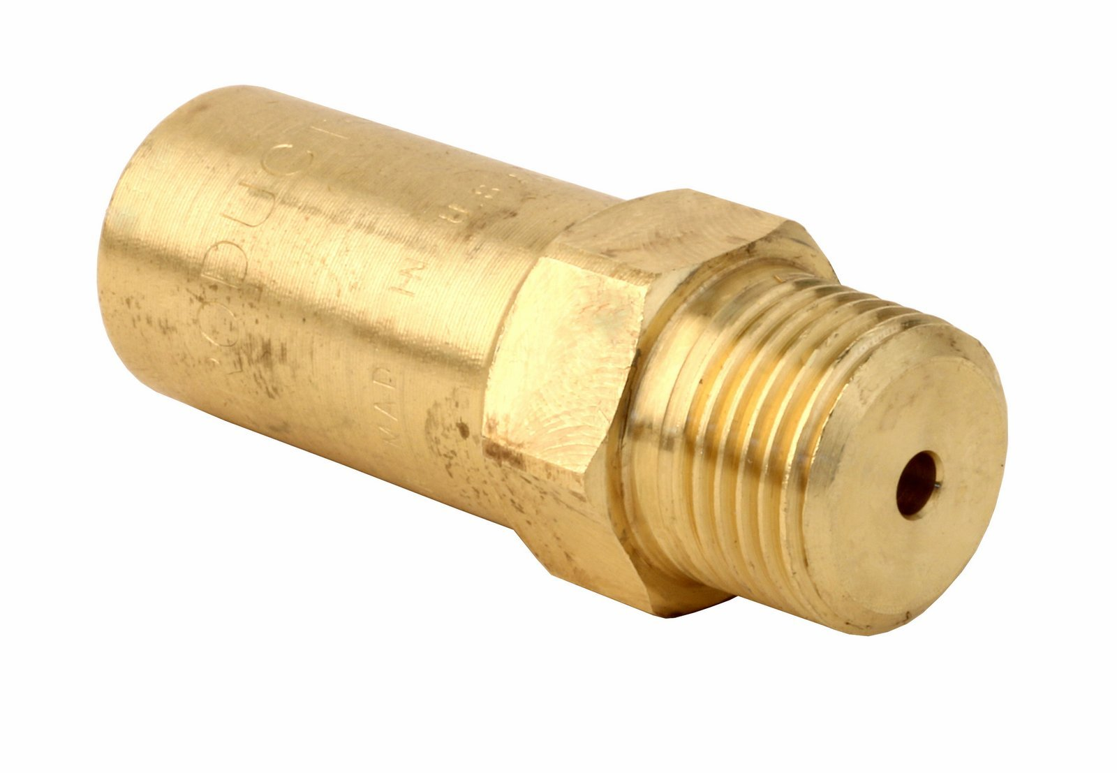 Giant 22533A 3/8'' Blue Spring Pop Off Safety Valve 1 - 10 GPM 5000 PSI