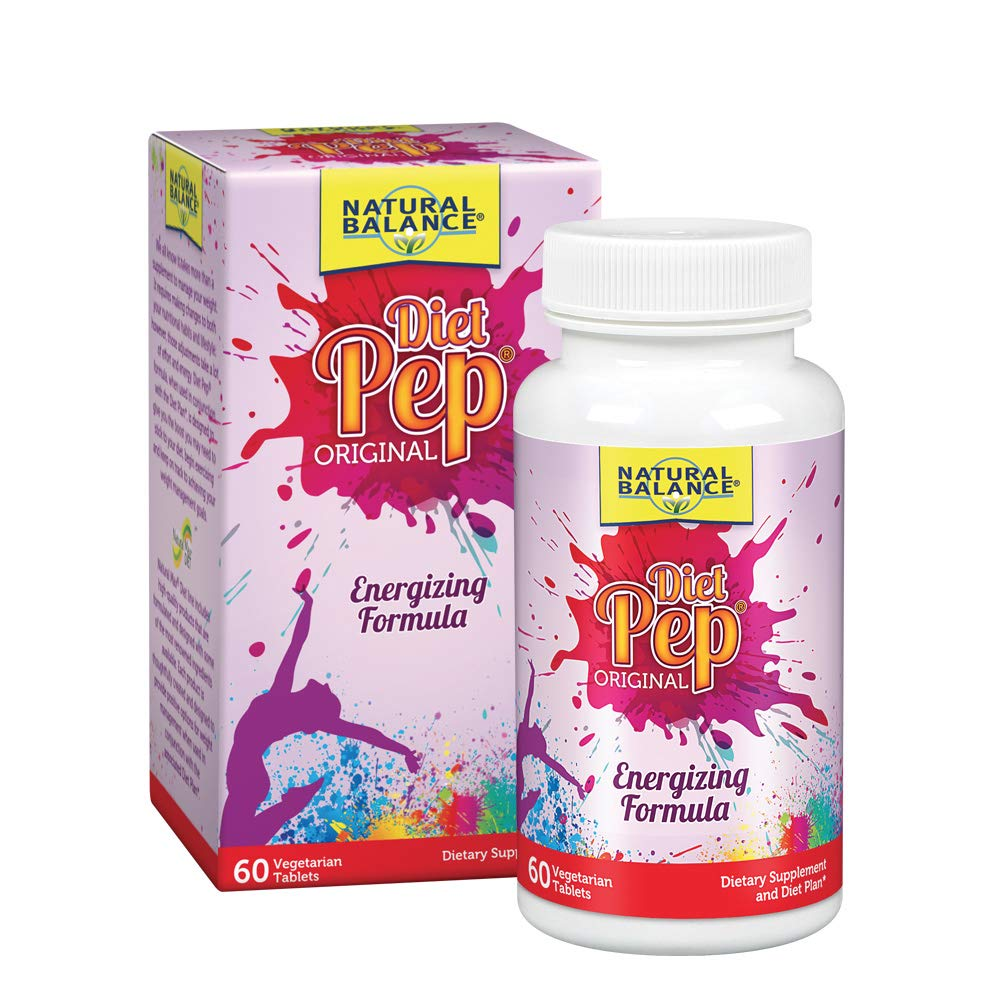 Natural Balance Diet Pep  120 Count by Natural Balance