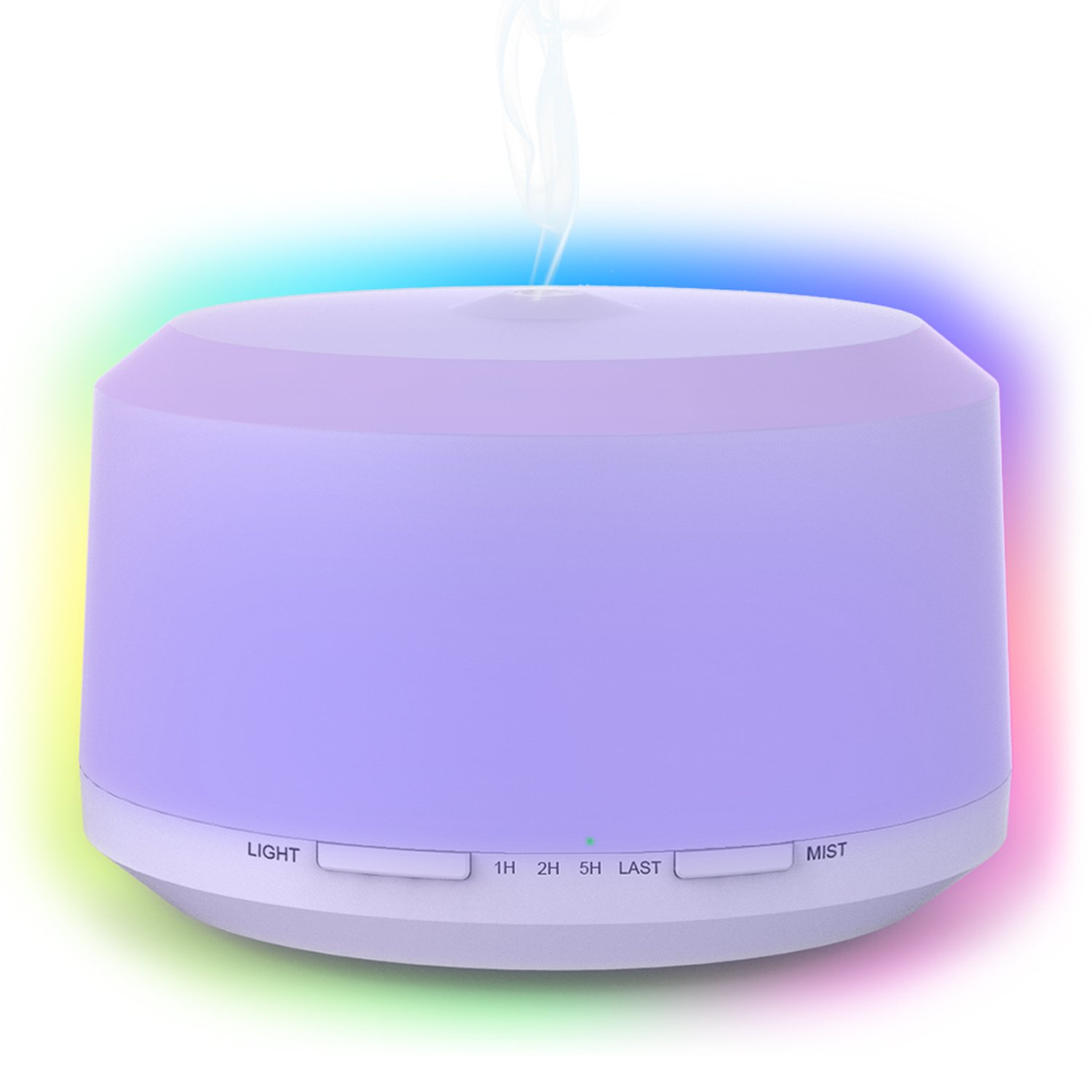 Essential Oil Diffuser 450ml Aromatherapy Diffusers For