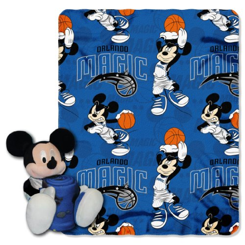 The Northwest Company Officially Licensed NBA Orlando Magic Co Disney