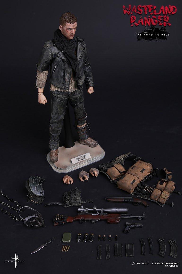 1//6 DAM Toys VTS Wasteland Ranger Mad Max Wrist Guard
