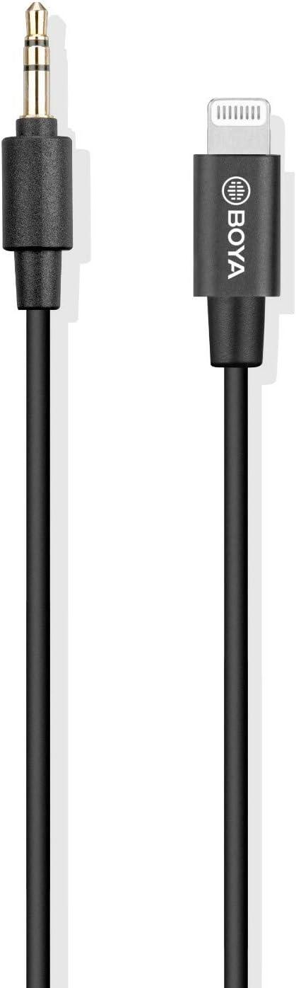 Boya By M2 Lavalier Mikrofon Kompatibel Mit Ios Elektronik
