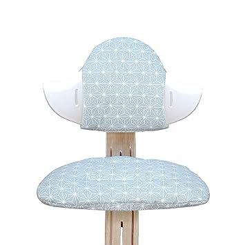 Amazon.com: Blausberg Baby - Cojín para silla de comedor ...