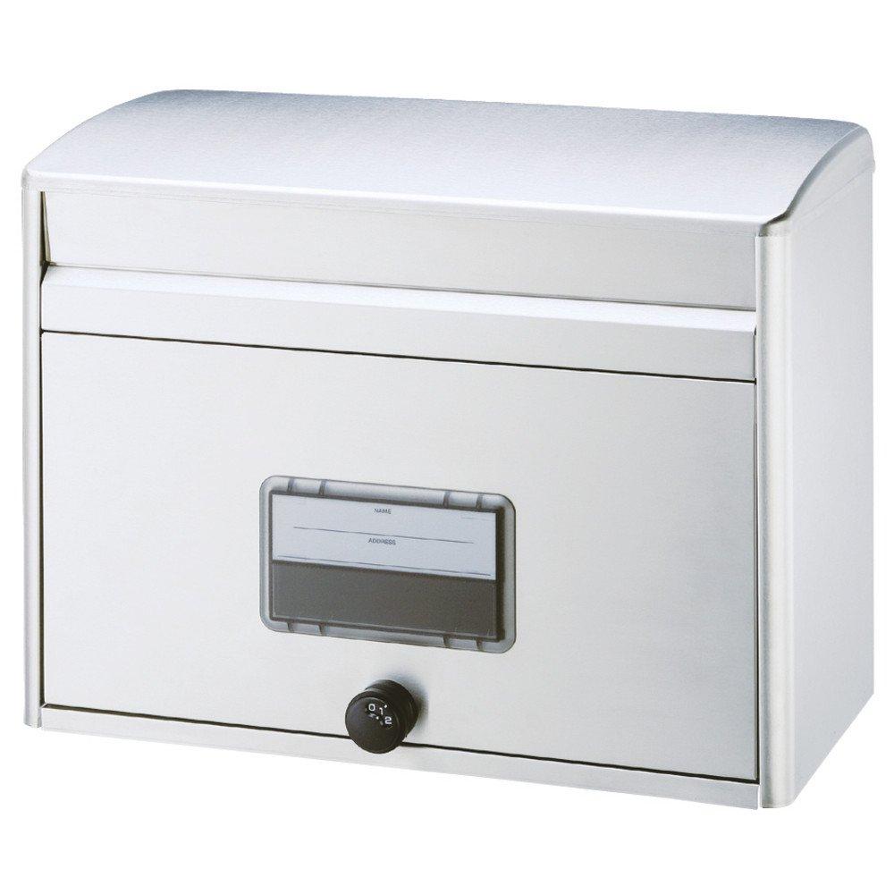 メイワ ポスト MYL-50 B001JQKUE0 11800 ブラック|南京錠対応 ブラック