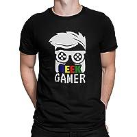 Camiseta Camisa Geek Gamer Masculino Preto