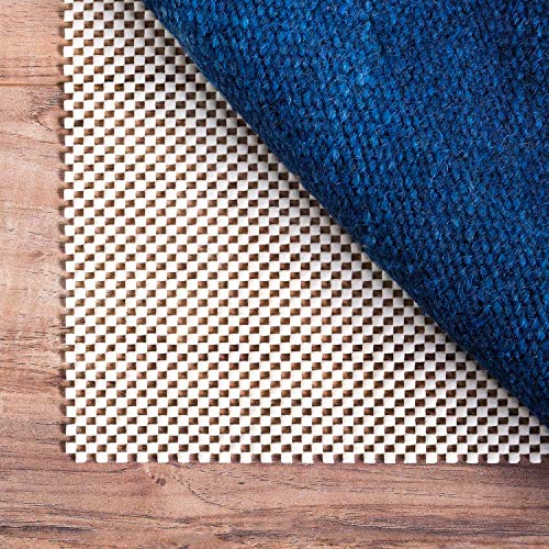 YAZEN Ultra Grip Non Slip Area Rug Pad Gripper – 2×3 Strong Grip Carpet pad for Area Rugs and Hardwood Floors, Provides…