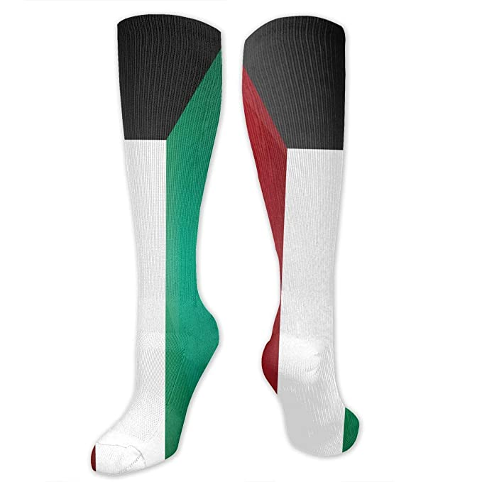 Amazon com: Flag Of Kuwait Compression Socks For Men & Women