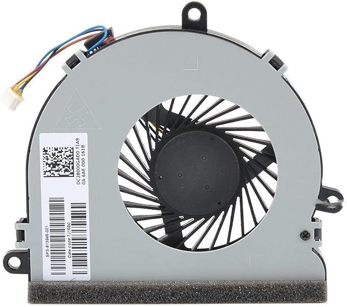 GGZone 813946-001 - Ventilador para refrigeración de la CPU, para ...