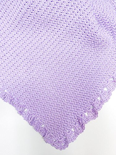 Lace Baby Afghan - 3