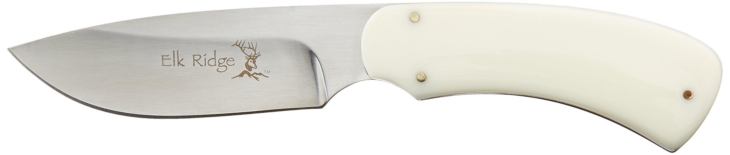 Elk Ridge ER-149W Outdoor Fixed Blade Knife 7.75-Inch Overall