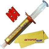 Octopus Glue - Liquid Optically Clear Adhesive (LOCA) - The ORIGINAL PREMIUM LOCA UV Glue (3 ml Single)