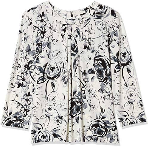 Karl Lagerfeld Paris Women's Long Sleeve Blouse