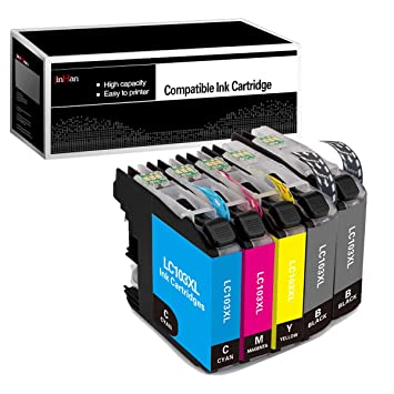 Amazon.com: JinHan - Cartucho de tinta compatible para ...