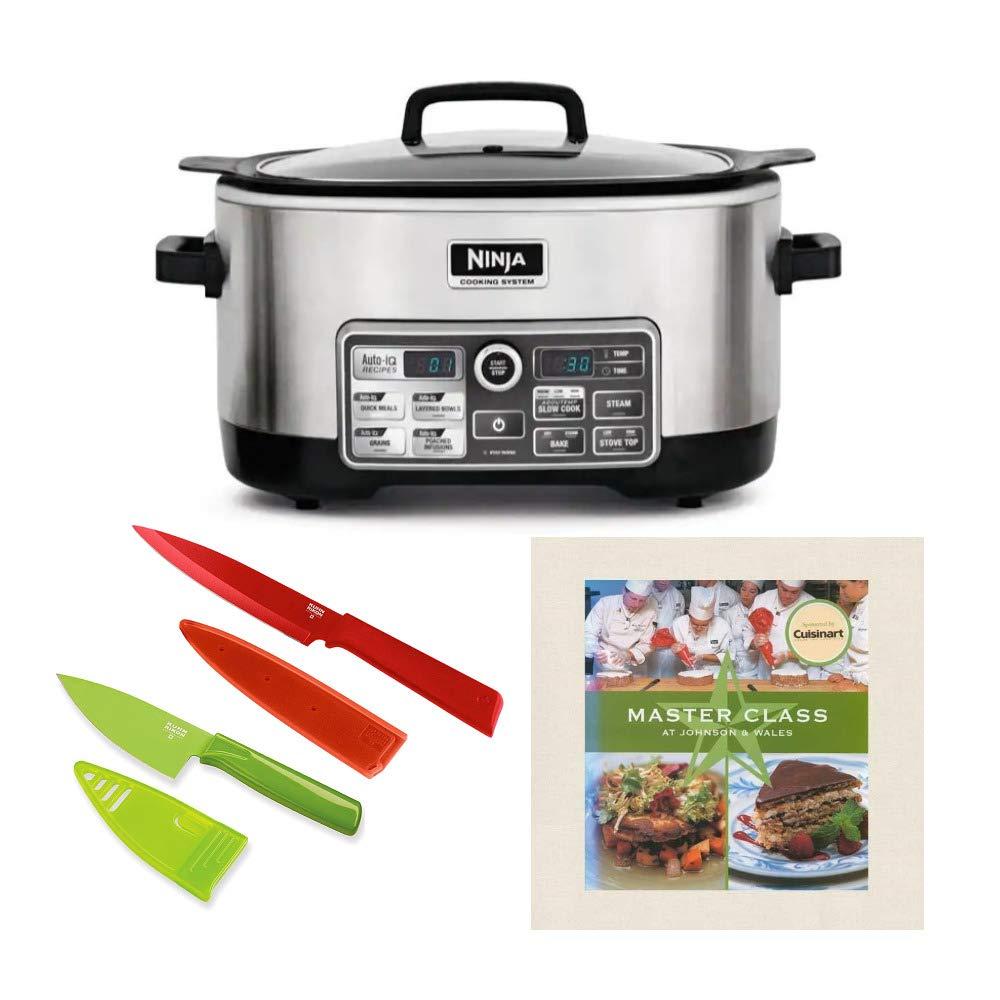 Amazon.com: Ninja Auto-iQ Multi/Slow Cooker, 6-Quart ...