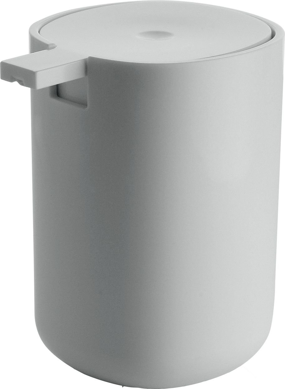 Alessi Aleesi PL05 W Birillo Soap Dispenser, White