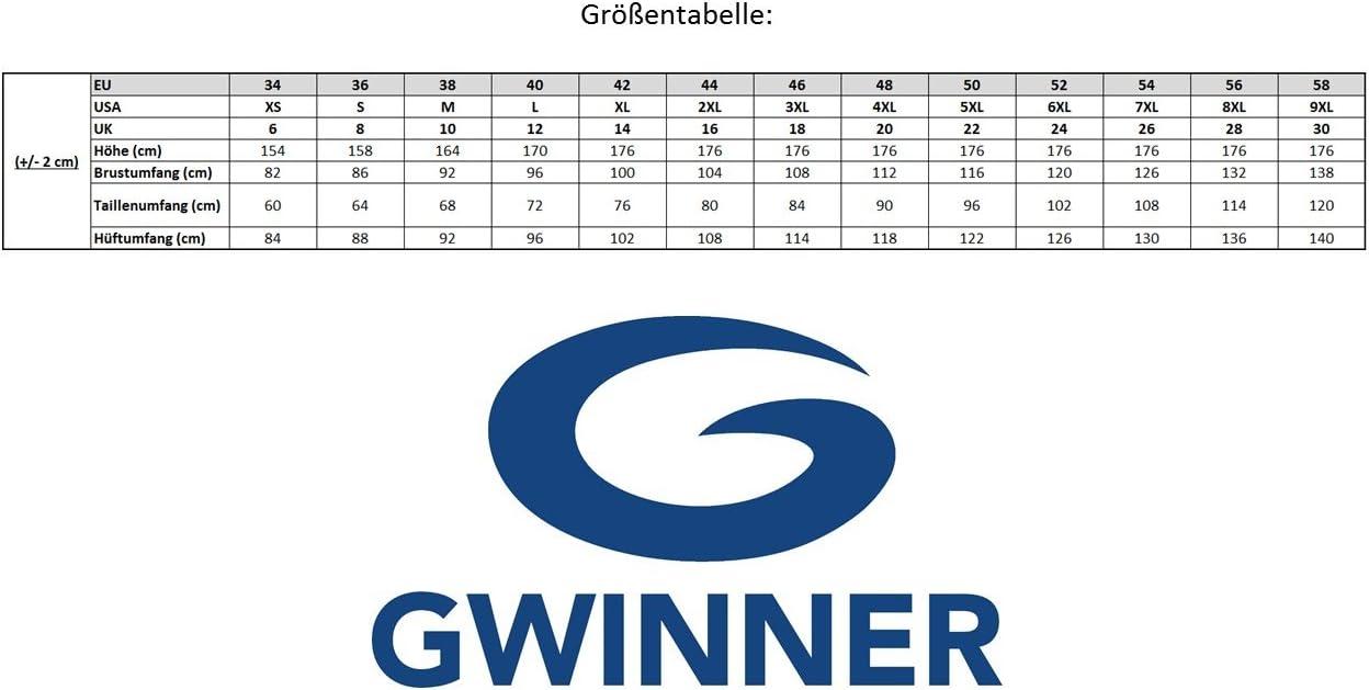 gWINNER Womens 5-in-1 Kidney Warmer