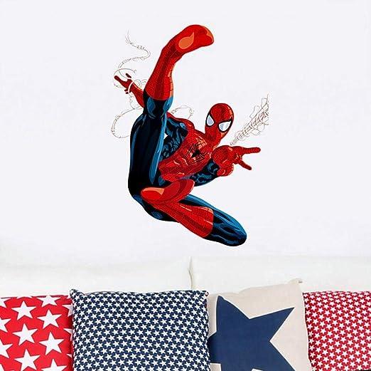 Spiderman pegatinas de pared para habitaciones de niños Nursery ...