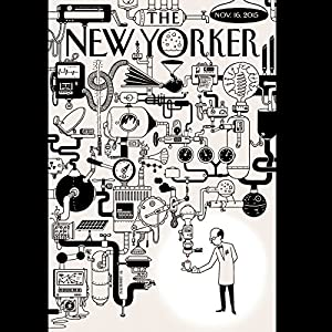 The New Yorker, November 16th 2015 (Michael Specter, John Seabrook, Judith Thurman) Periodical