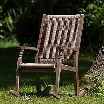 Grow Hanoi Leisure Mobilier de jardin d\'extérieur en bois naturel ...
