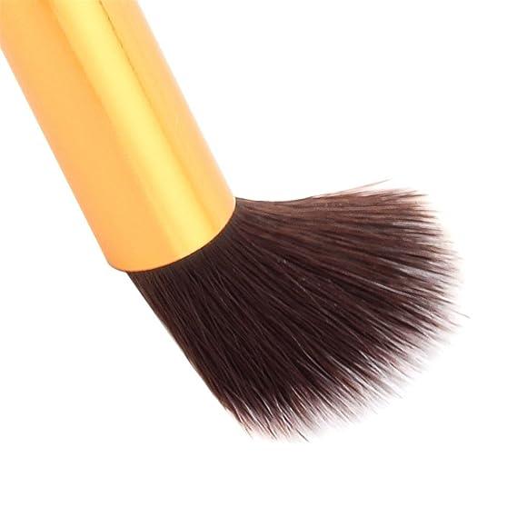 HCFKJ Pincel De Maquillaje Profesional 4 Piezas De Maquillaje De ...