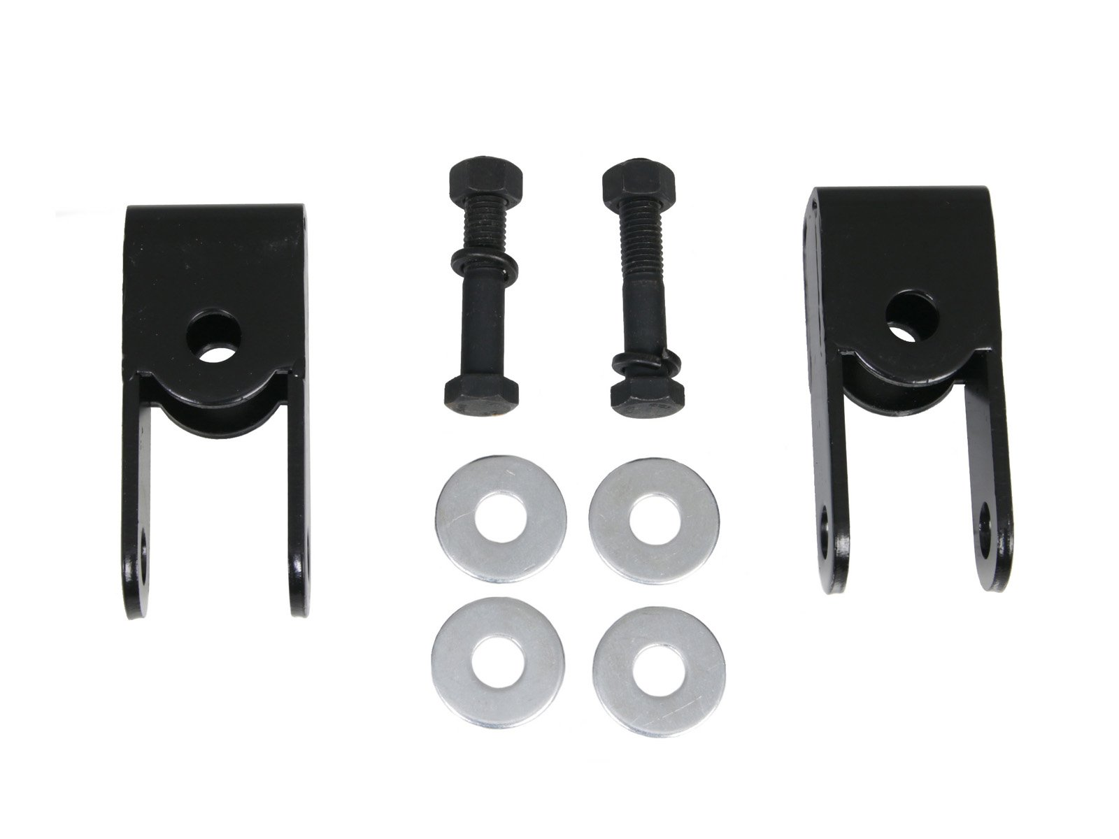 Front Shock Extender Extension for 1-3'' Leveling Lift Kits - Fits 99-06 GMC Chevy Chevrolet Trucks Avalanche Silverado Tahoe Sierra Yukon 4x4 4WD 4x2 (See Description for exact year/model)