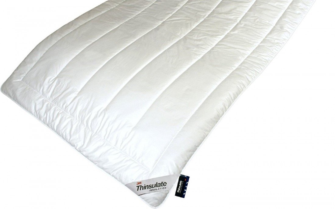 Garanta Duo-Warm Steppbett V in 4 Größen - Winter Bettdecke Thinsulate - 60 °C waschbar Trocknergeeignet Allergikergeeignet, Größe 155x220