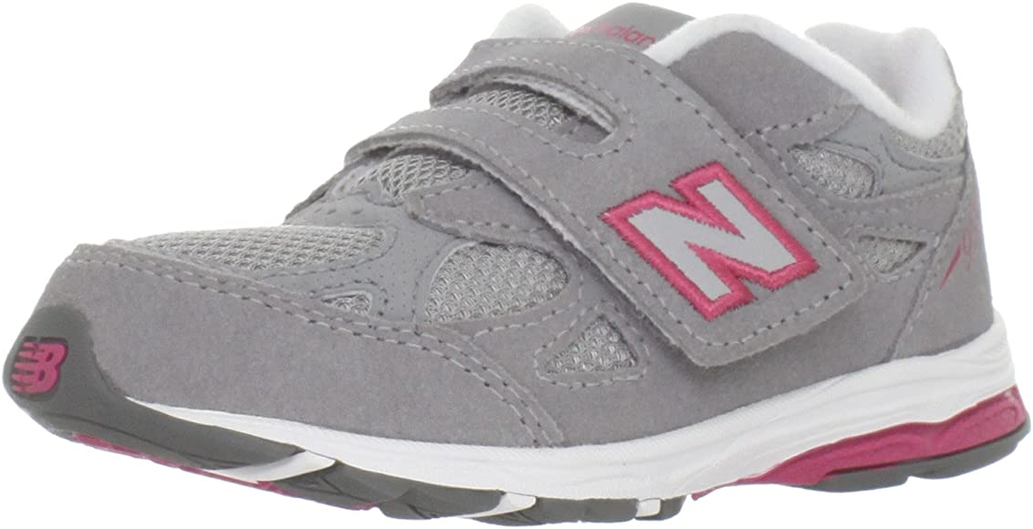 New Balance V990 - Zapatillas de running de cuero para niño GPI ...