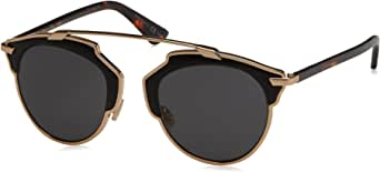 Dior Women CD SO REAL/S Gold/Grey Sunglasses 48mm