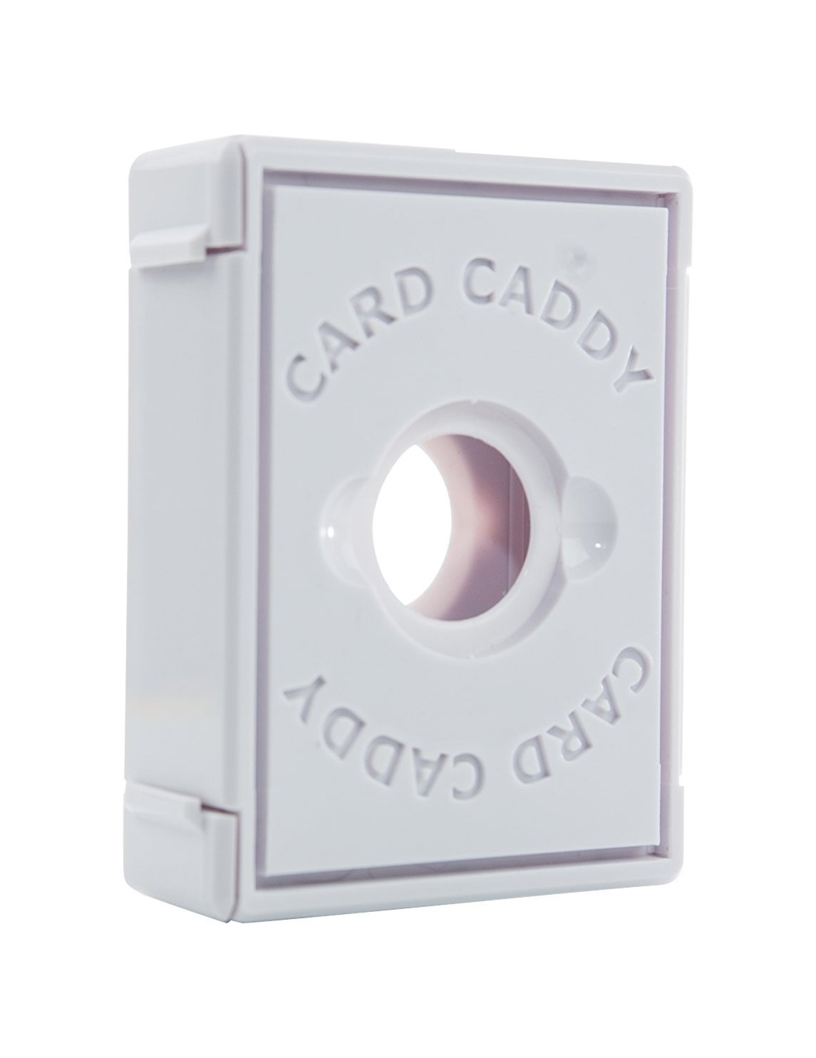 The Card Caddy Single Decker travel product recommended by Chris Nichols on Lifney.