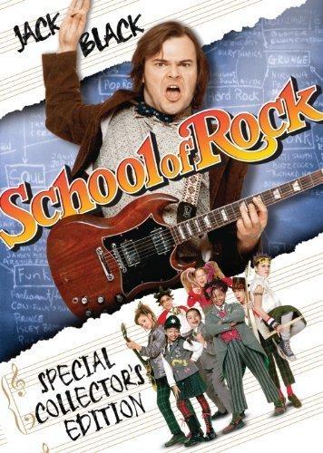 School Of Rock, The (2003) by Warner Bros. by Various
