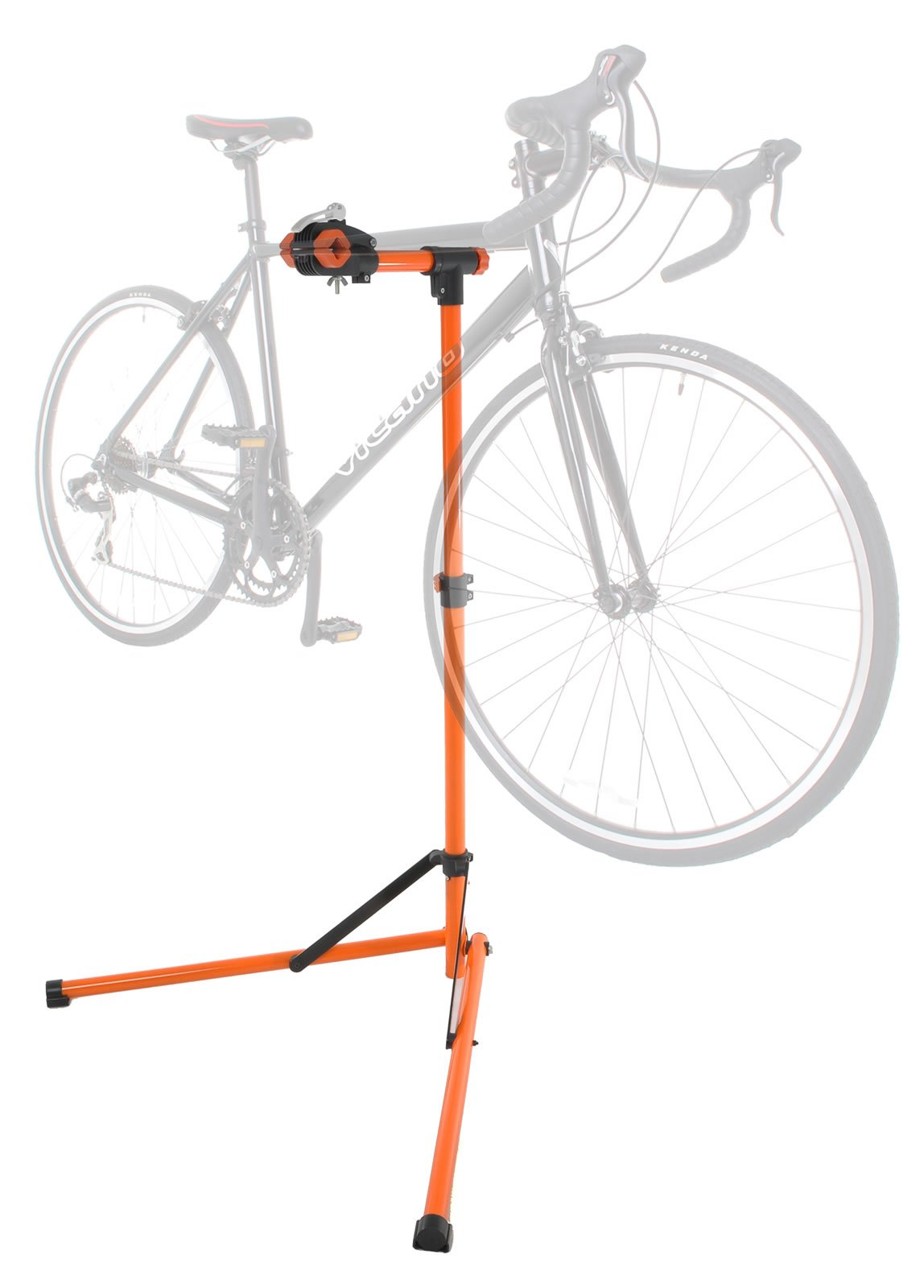 PRO Portable Mechanic Bike Repair Stand Bicycle Workstand by Conquer (Image #1)