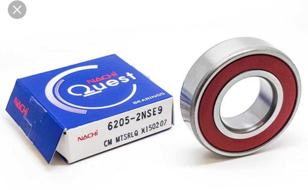 6001-2NSE9 C3 NACHI Bearing 6001-2NSE Seals 6001-2RS Bearings 6001 RS Japan