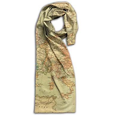 World map oblong super soft women scarf artist for beachwear teen world map oblong super soft women scarf artist for beachwear teen scarves gumiabroncs Image collections